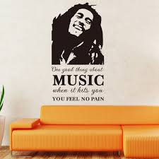 famous music quotes wall art