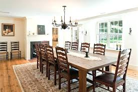 dining room table rug rug craftsman dining room table without rug rug under