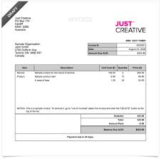 cash invoices how to invoice effectively to avoid poor cash flow just creative