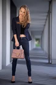 photo alona pose female jeans handbag