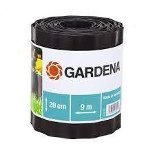 <b>Бордюр Gardena</b> 00534 20 000 00 <b>Black</b> - ElfaBrest