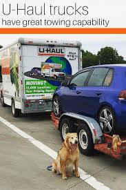 Did you know all U-Haul moving trucks from pickups to 26' trucks ...