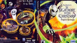 The Nightmare Before Christmas - PS2 Playstation 2 - Gameplay ...