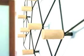 Wall Mounted Coat Rack Plans Classy Diy Wall Coat Hooks Wall Coat Rack Plans With Shelf Hanging Ideas Do