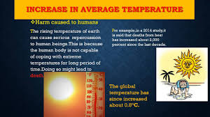 global warming powerpoint presentation hd