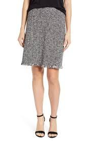 NIC+ZOE Sun Disc Skirt (Regular & Petite) | Nordstrom