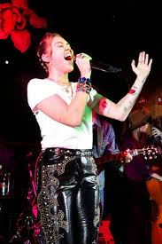 Miley Cyrus Private Concert Event
