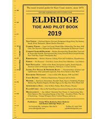 Eldridge Tide And Pilot Book 2019