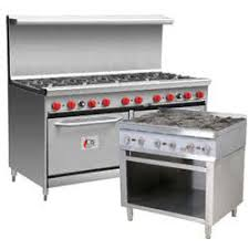 commercial gas range. Delighful Commercial Commercial Restaurant Ranges Gas Ranges And Range O
