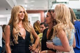 Paris Hilton, Camille Grammer, Kyle Richards - Paris Hilton and ...