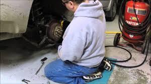 2004 Mitsubishi Endeavor Rear Wheel Bearing Hub pt1 - YouTube