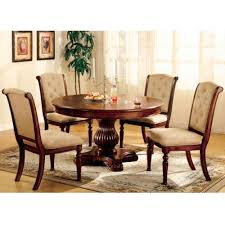 Round Dining Table Set Ebay