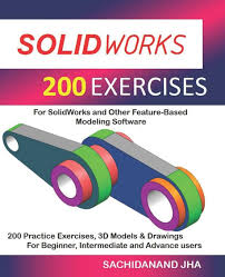 Create a new layer and then hold the shift key and drag a line in your document with the pen tool to draw a straight path. Solidworks 200 Exercises Jha Sachidanand 9781094964829 Amazon Com Books
