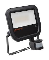 Motion Sensor Flood Light Settings Ledvance Ledvance Led Sensor Floodlight Spotlight 50w 4000k