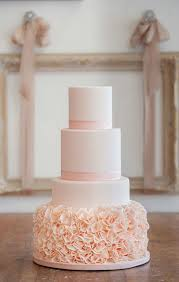10 Simple Wedding Cakes For A Minimalist Wedding Mywedding
