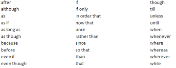 Toefl Grammar Using Conjunctions Magoosh Toefl Blog