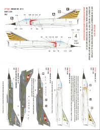 caracal models 48097 1 48 mirage iii over australia part 2 decal Horizon Mirage Diagram this set actually covers 12 subjects and is designed for the kinetic models mirage iii kit