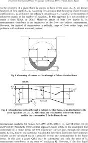 Flow Rate Measurements By Flumes Pdf Free Download