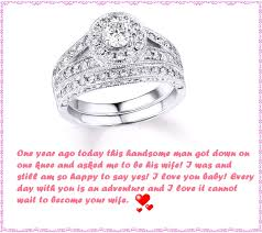 Happy One Year Engagement Anniversary Quotes Magnificent One Year Complete Engagement Status Hubby