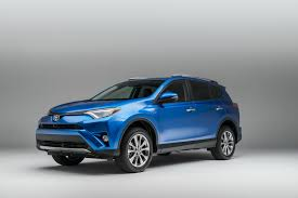 Toyota Believes Compact SUV Demand Will Exceed the Camry by 2020 ...