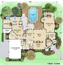 Creative Design Floor Plans For Small Luxury Homes 2 Master Luxury Floor Plans