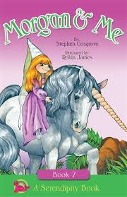 Robin James Illustrator Morgan And Me Book By Stephen Cosgrove Paperback Chapters Indigo Ca