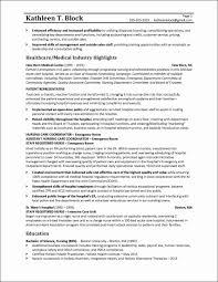 Awesome Emergency Management Specialist Sample Resume Resume Sample