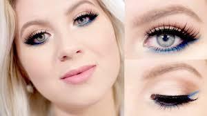 1 colored eyeliner