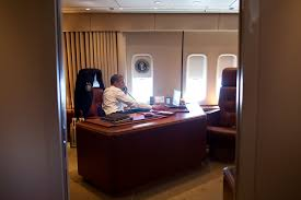 air force one office. there air force one office