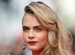 eyebrow microblading blonde hair. queen of the brows: cara delevingne (pictured) exploded onto scene in 2011 eyebrow microblading blonde hair
