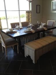dining table banquette furniture with storage