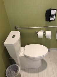 Bathroom Accessories Edmonton Alberta Toilet With Grab Bar And