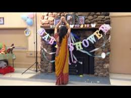 Traditional Indian Baby Shower Dance   YouTubeBaby Shower Dance Songs