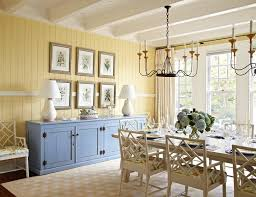 dining room arrangements. blue buffets and sideboards dining room beach style with white table lamp contemporary artificial floral arrangements