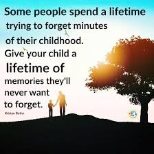 Childhood Quotes Beauteous Some People Spend A Lifetime Trying To Forget Minutes Of Their