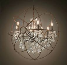 chandeliers iron and crystal chandelier country vintage light fixtures chandelier crystal iron designer pendant lamp