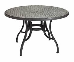 complete outdoor table and base sets