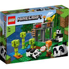 Đồ chơi LEGO MINECRAFT CHÍNH HÃNG - Vườn Gấu Trúc - SIKU 21158 - Lắp ráp -  xếp hình tốt giá rẻ