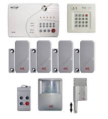 safety alarm sensor system for doors and windows in your home