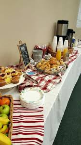 office meeting ideas. Office Meeting Catered Continental Breakfast More Safety Topics Ideas Fun Food N