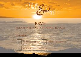 beach wedding invitations rsvp orange sunset once upon a Wedding Invite Rsvp Time beach wedding invitations rsvp wedding invite rsvp time