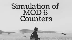 Verilog Code For Mod 6 Counter