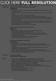 Internship Engineering Resume Resume Work Template