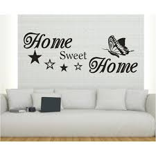 Home Furniture Diy Wandtattoo Spruch Home Sweet Home Zuhause