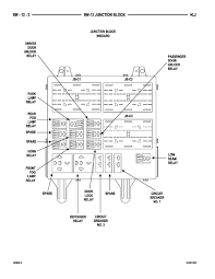 jeep relay wiring wiring schematic diagram  at Factory Wiring Harness For Trailer Hitch 2004 Jeep Cherokee