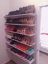 diy shoe shelf ideas. 71 easy and affordable diy wood closet shelves ideas - about-ruth diy shoe shelf d