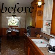 How To Paint Kitchen Cabinets Before ...