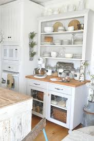 rustic white kitchen ideas.  White Rustic Country Kitchen Cabinets Payless Inside White Ideas E