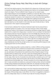 college essays college application essay help creative college view larger online college essay help best