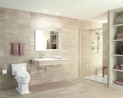 barrier free shower doors canada bathrooms